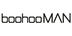 boohooman offer logo