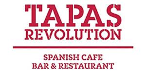 tapas-revolution offer logo