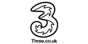 three offer logo